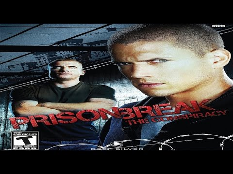 Prison Break The Conspiracy Full Movie All Cutscenes