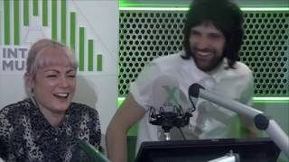 Kasabian on Radio X Breakfast Show (17/03/2017)