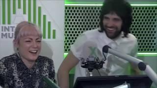 Kasabian on Radio X Breakfast Show 17/03/2017