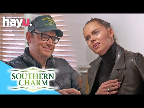 Whitney Denies Sleeping With Kathryn To Her Face! | Season 6 | Southern Charm