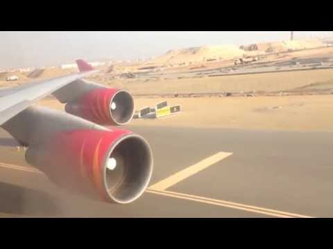 Video B747-400 Landing At Jeddah Airport  Amazing View download in MP3, 3GP, MP4, WEBM, AVI, FLV January 2017