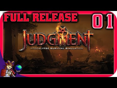 JUDGMENT: APOCALYPSE SURVIVAL SIMULATION | Full Release Campaign! | Judgment Campaign Gameplay