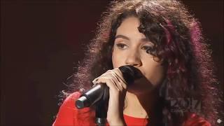 Video Alessia Cara - Scars To Your Beautiful (Live @ Canada 150, Parliament Hill) MP3, 3GP, MP4, WEBM, AVI, FLV Juni 2018