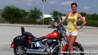 8. Used 2009 Harley-Davidson FLSTN Softail Deluxe for Sale
