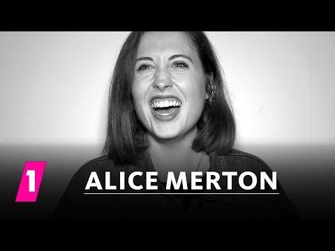 Alice Merton im 1LIVE Fragenhagel | 1LIVE