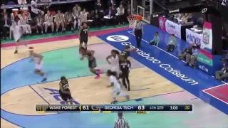 Aaliyah Whiteside (NCAA highlights)