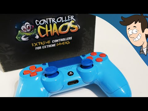 MandoPony PS4 Controller?! ► by Controller Chaos