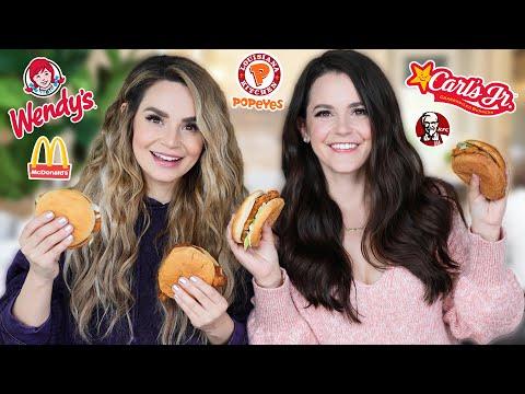 CHICKEN SANDWICH CHALLENGE!