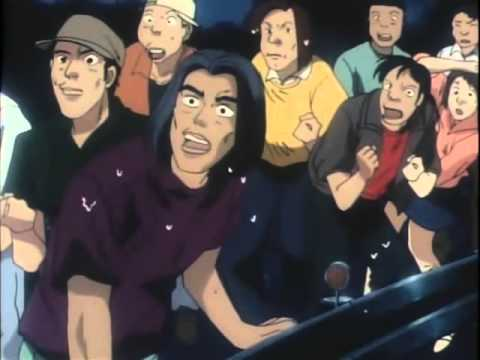 Cap 23 – Initial D First Stage Español Latino