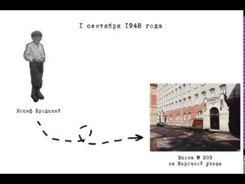 Школьная летопись Иосифа Бродского