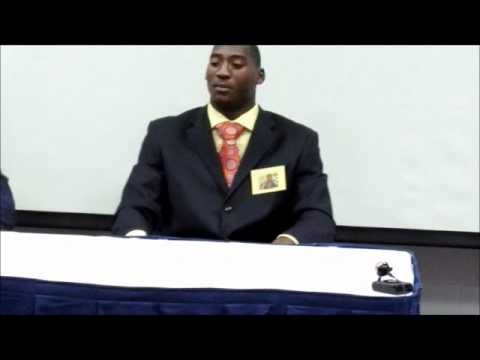 Eli Harold Interview 8/3/2011 video.