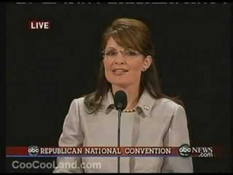SARAH PALIN on ARE YOU SMARTER than a 5TH GRADER??? - PARODY