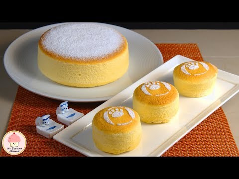 Como Hacer Cheesecake Japonés / How To Make Japanese Cheesecake.