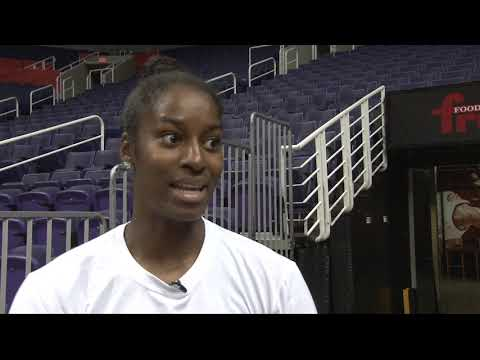 'Create a female' comes to NBA Live 19  Cronkite News