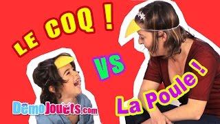 Video JEU - Cocori-Course - C'est toi la poule ! Démo Jouets MP3, 3GP, MP4, WEBM, AVI, FLV September 2017