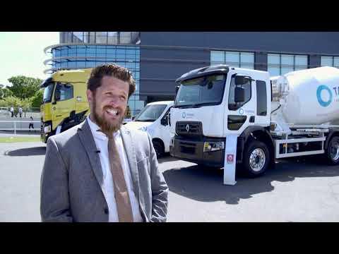 Innovators' Day - Alex Williams, Renault Trucks UK