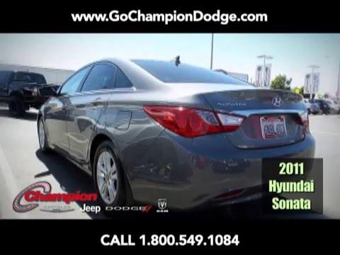 "USED 2011 Hyundai Sonata for Sale - Los Angeles, Cerritos, Downey CA - PREOWNED ""GLS"" DEAL"