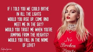 Video In The Name Of Love - Martin Garrix & Bebe Rexha (Lyrics) MP3, 3GP, MP4, WEBM, AVI, FLV Februari 2018