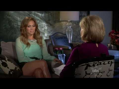 0 Video: Jennifer Lopez reveals Love? album cover on Barbara Walters