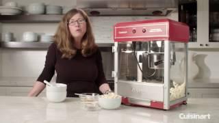 Kettle Style Popcorn Maker