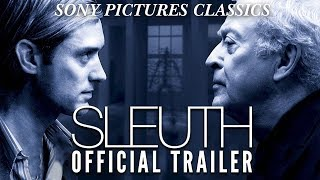 Sleuth   Official Trailer (2007)
