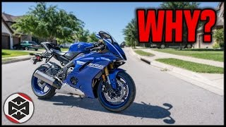 4. Why I Got the 2017 Yamaha R6