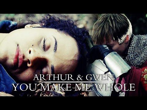 Arthur & Gwen   You Make Me Whole