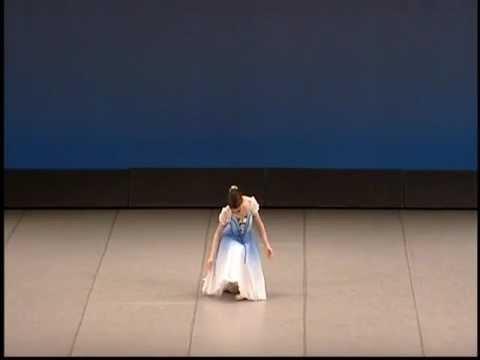 Gisell Variation Act1 Sakura Oka Audition Video  ジゼルのヴァリエーション