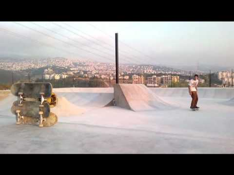 360 skatepark, Lebanon, Dbayeh