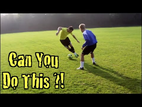 CAN YOU DO THIS??!!! Learn FOUR Amazing Football Matchplay Skills!! Tutorial - Part 1