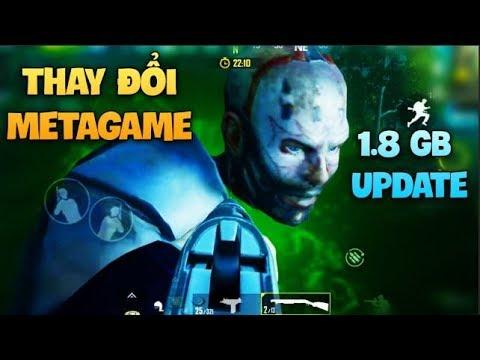 Pubg Mobile | Sau Update 1.8GB - Còn đường nào cho chiến binh nếu Zombie khó như này ? - Thời lượng: 18 phút.