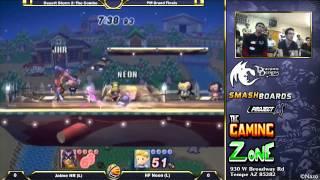 My saltiest Grand Finals ever – HF Neon (Lucas) vs. Jaime HR (Bowser, DK, Captain Falcon)