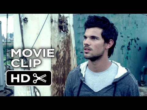 Tracers Movie CLIP - Try and Keep Up (2015) - Taylor Lautner Parkour Thriller HD