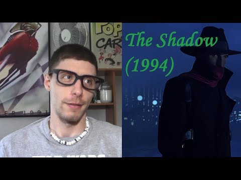 The Shadow (1994) Review - Nitpick Critic