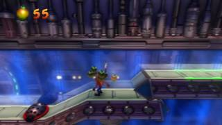 This is a video walkthrough of Future Frenzy in Crash Bandicoot: Warped from the N. Sane Trilogy on PlayStation 4.