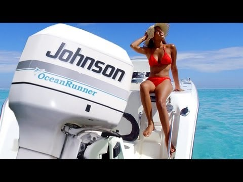 How to Winterize an Outboard boat, step by step guide in HD for 96' Johnson 150 Motor