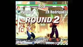 FOLLOW ME AT... http://instagram.com/pikachuakuma/http://www.facebook.com/PIKACHUAKUMAhttp://twitter.com/#!/PIKACHUAKUMAhttp://www.twitch.tv/pikachuakumaDONATE THROUGH PAYPAL AT... pikachuakuma@yahoo.comSOME OLD SFIII 3S ARCADE TOURNAMENT FIGHTS I FOUND ON MY PC AT FAMILY FUN ARCADE WHEN IT USE TO BE OPEN BACK IN THE DAYS BETWEEN ME AND IMO THE BEST YUN IN THE US PYROLEE... I HOPE YOU ENJOY... HIT THE LIKE BUTTON AND I'LL TRY FINDING MORE OLD SCHOOL VIDEOS ON MY PC... THANKS FOR WATCHING...