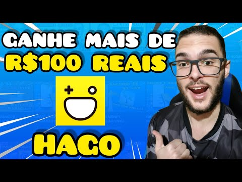 HAGO - COMO GANHAR MAIS DE R$100 REAIS | COMO GANHAR DINHEIRO NO HAGO 2020✔️