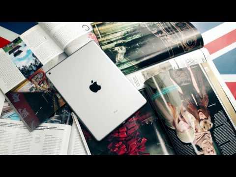iPad 2017 (9,7\