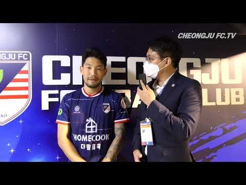 최정한 경기 직후 인터뷰 I vs춘천(2020.9.19)