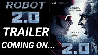 Watch for updates on the most awaited and most interesting sequel of the movie of Super star Rajinikanth's Robo, Robo 2.0 directed by Shankar and also starring Akshay Kumar in negative role.   Subscribe to our channel and get the latest news on Movies, trailers and Gossips.