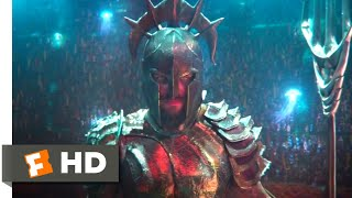 Aquaman (2018) - The Ring of Fire Scene (3/10) | Movieclips