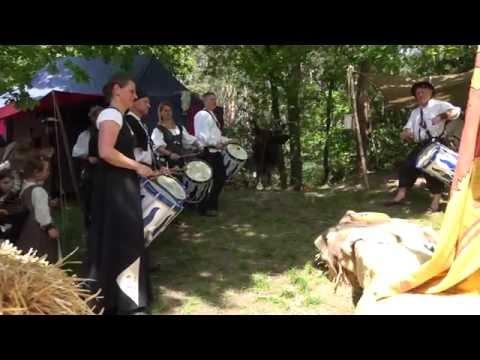 Freizeitaktivitäten für Paare   Mittelalterfest