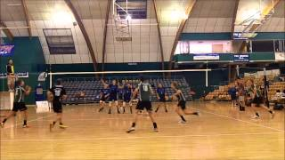 Otumoetai New Zealand  city photo : Liam Matheson Indoor Volleyball Recruit Video