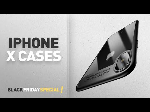 iPhone X Cases Hot Deals | Amazon Black Friday Deals