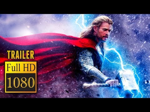 🎥 THOR: THE DARK WORLD (2013) | Full Movie Trailer In Full HD | 1080p