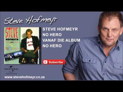 STEVE HOFMEYR – No Hero