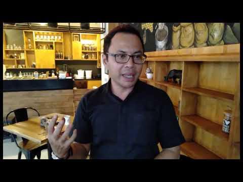 Nikmatnya Sruput Kopi di Apostroffee Hotel Neo Pontianak