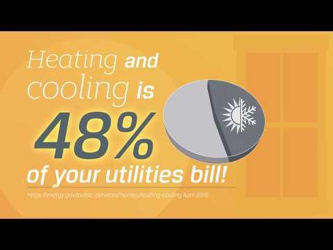 Renewal by Andersen Energy Efficiency Infographic