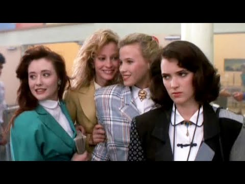 Heathers (Movie, 1988) Funniest Moments and Lines